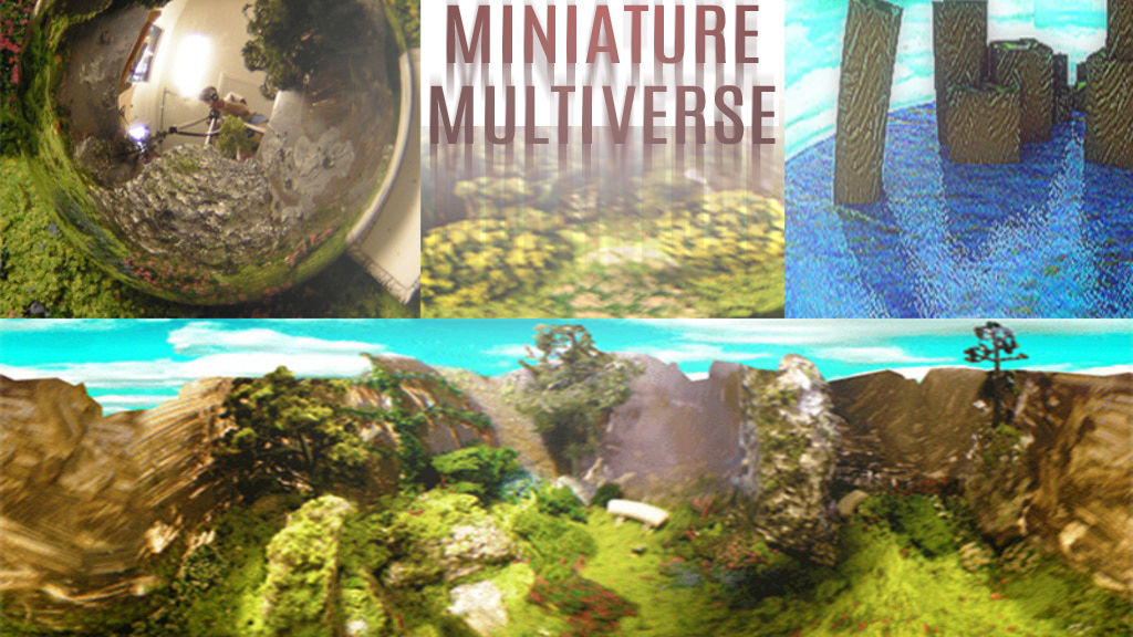 Miniature Multiverse launching in a few days
