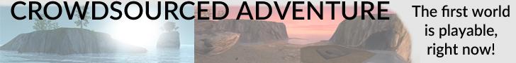 Crowdsourced Adventure